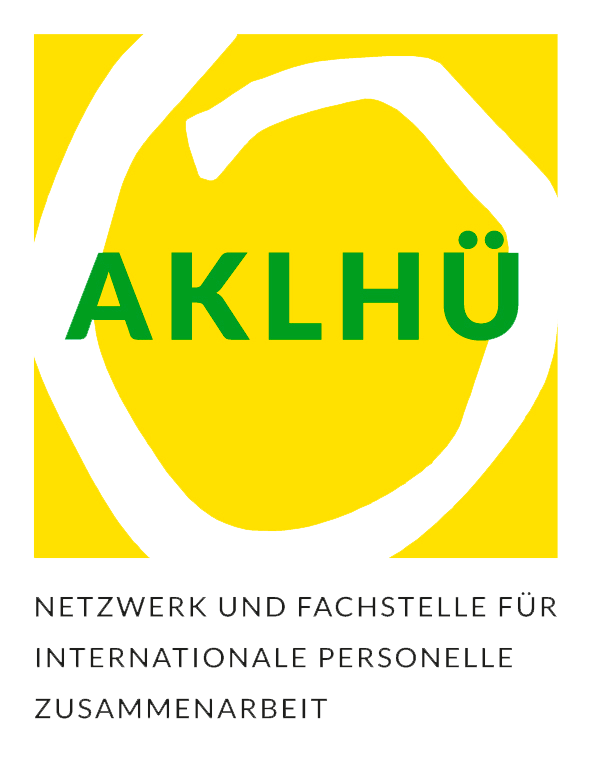 AKLHÜ e.V. – Netzwerk und Fachstelle für internationale personelle Zusammenarbeit/Network and Policy Association for International Personnel Cooperation